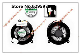 Wholesale Cool Cases For Laptop - Wholesale- Laptop CPU Cooling fan cooler for Fujitsu Siemens Esprimo Lifebook M9400 U9200 FAN GC054509VH-A