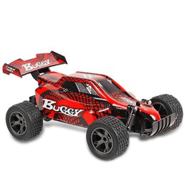 Wholesale Battery Cars For Kids - 1:18 Electric RC Cars Machines On The Remote Control Radio Control Cars Toys For Boys Children Kids Gifts Flash Lights I8 59200