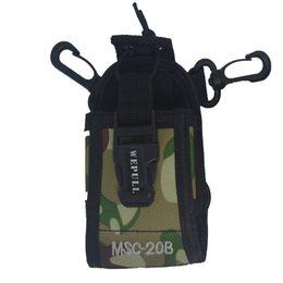Toptan-Yeni Naylon Çanta BaoFeng UV-5R UV-82 Için Taşıma çantası UV-B5 UV-B6 BF-888S Quansheng Puxing walkie talkie Radyo Durumda Tutucu MSC-20B supplier puxing walkie talkies nereden telaşlı telsiz konuşmaları tedarikçiler