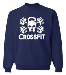 Wholesale Crossfit Hoodie - Wholesale-Crossfit men sweatshirt slim clothing 2016 new autumn winter fashion hoodies brand streetwear hip hop tracksuit fleece