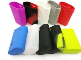 Wholesale G Bags Wholesale - SMOKING Marshal G320 Silicone Case Silicon Cases Bag Colorful Rubber Sleeve Protective Cover Skin For Smoktech G 320 Watt TC Box Mod Kit