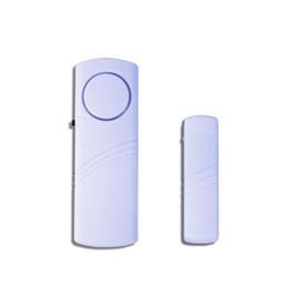 Wholesale Security Contact - Wireless Door Alarm Magnetic Door Sensor Window Contact Door Alarm for Home Alarm Burglar Security System