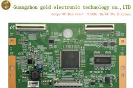 Lógica de tv on-line-Samsung placa lógica NP_HAC2LV1.1 T-CON placa CTRL placa Plana TV Peças LCD LED TV Peças
