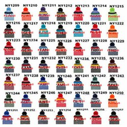 Wholesale Wholesale Sport Team Beanies - Wholesale 2018 Newest Autumn Football Teams Winter Knitted Hat For Men Women Caps Sport beanies More 5000+Styles