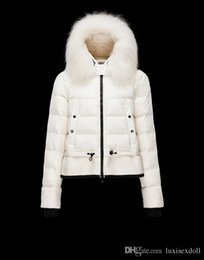 Wholesale Cheap Winter Ladies Coat - 2017 Cheap wholesale New Women's Jackets High quality Winter Lady Authentic Down Jacket 100% Goose Feather Coat Free shipping
