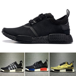 Wholesale Perfect Button - 2017 NEW HOT Cheap Wholesale Hot NMD R1 Primeknit PK Perfect Authentic Running Sneakers Fashion casual Shoes NMD Runner Primeknit Sneakers