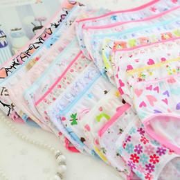 meninos cueca rosa Desconto Frete Grátis 120 pcs New Fashion New Baby Girls Macio Underwear Calcinhas de Algodão para Meninas Crianças Breves Briefs Crianças Cuecas