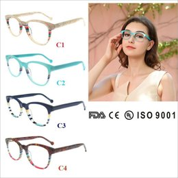 Wholesale China Eyewear Frame - dropshipping glasses, bulk buy eyewear from china,hot selling acetate women glasses frame with spring hinge