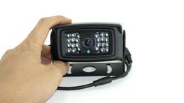 Wholesale Night Vision Infrared Car Camera - AV -760B 10PCS free shipping AHD 1080P good night vision wide angle car camera with 28 pcs infrared light AT