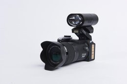2017 D7200 Appareil photo numérique 33MP PLEIN HD1080P 24X Telephotos Objectif 8X Zoom numérique Objectif grand angle Auto focus Caméscope professionnel ? partir de fabricateur