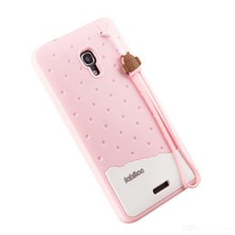 Wholesale Huawei Ascend Mate Free Shipping - Huawei Ascend Mate 2 case, 3D Cute Cartoon Silicone Back Cases Covers for Huawei Ascend Mate 2 Mate II free shipping