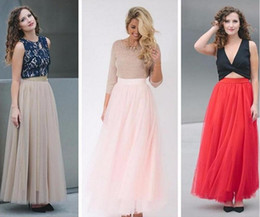 a5fe8bd7f92 Personalized Tulle Skirts Adults Maxi Skirt Tulle Skirt Floor Length  Regular size Formal Skirts Summer Wear Maxi Skirts