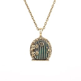 Wholesale animal lords - European Classical The Hobbit Birdcage Lord of the ring High Quality Hot selling Pendant Necklace for wpmen or men free shippingzj-0903311-5