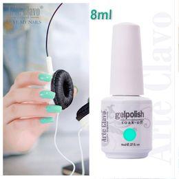 Wholesale Gel Nail Polish Manufacturers - Wholesale-Arte Clavo 8ml Nail Salon Gel UV Led Gel Nail Polish Manufacturers