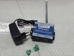Wholesale Remote Gsm Switch - Wholesale- GSM Wireless Door Access Remote Control Gate Opener Relay Switch RTU5024 Free Call Phone with EU AU US AC DC adaptor