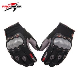 Wholesale Enduro Dirt Bike - Wholesale- PRO-BIKER Motorcycle Racing Gloves Anti-slip Enduro Outdoor Sports Protective Gloves Motocross Off-Road Dirt Bike Gloves Luvas