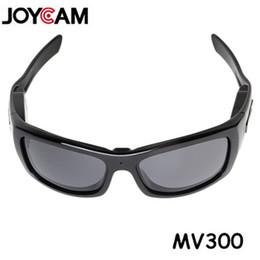 852be65a9c Spy Sunglass auriculares con cámara HD720P Mini DV videocámara Video  Recorder cámara de acción del coche Bike motocicleta DVR MP3 gafas de sol