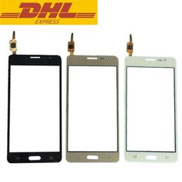 Wholesale Touch Screen Cell Phone Parts - For Samsung Galaxy On5 Touch Screen 5.0inch Digitizer Panel Outer Glass Replacement Cell Phone Parts For SM-G550 G550T
