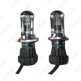 Wholesale Hi Lo Beam Hid Kit - Car 12v AC 55W HID Bi-Xenon H4 9003 Hi Lo Beam HID Replacement Bulbs 4300K-12000K SKU:#2422