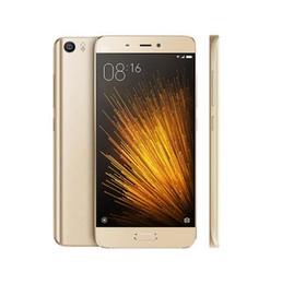 "Wholesale m5 phones - Original Xiaomi M5 Mi5 Cell Phone Snapdragon 820 5.15"" 1920x1080 16MP Quad Core 32GB 64GB Fingerprint ID NFC Quick Charge FDD LTE"
