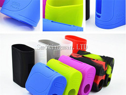 Wholesale Stockings Silicone Cover - In stock Colorful Istick Pico 25 Silicone Case Rubber Sleeve Protective Cover Skin For Istick Pico 25 85w Box Vape TC Mod Kit ecigs