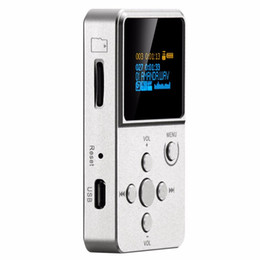 Wholesale Hot Ape - 2017 hot Original XDUOO X2 Professional MP3 HIFI Music Player with OLED Screen Support MP3 WMA APE FLAC WAV Format