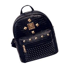 Wholesale Ladies Backpack Shopping Bags - Wholesale- women casual shopping bags new fashion ladies travel books rucksack shoulder messenger clutches school student backpack