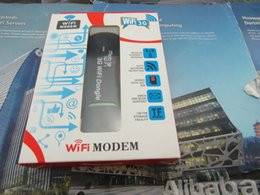 emplacement pour carte sim 3g Promotion Gros-Mobile Hotspot 3G USB wifi dongle multi sim slot de carte pour voiture