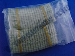 Wholesale Resistor Smt - Wholesale- Free Shipping One Lot 2010 0.5W SMD SMT Chip Resistor Assortment Kit 73 Value total 1460 pcs