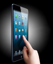 Deutschland Gehärtetes gehärtetes Glas für IPad 2 3 4 Air Air 2 0.4mm 9H Härte Ultradünne klare Displayschutzfolie für LCD-Bildschirm 200PCS / LOT Versorgung