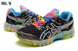 Wholesale Gel Noosa Tri Shoes - 2017 hot Gel-Noosa TRI 8 VIII Men Women Running Shoes 100% Original Cheap Jogging Sneakers Lightweight Sports Shoes Free Shipping Size 36-45