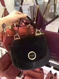 Wholesale Quality Imitation Handbags - hot sale women totes bags shoulder bags fashion Genuine leather Luxury brand designer women handbags High imitation top quality