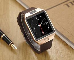 Wholesale Mini Pet Camera - DZ09 smart watch card phone Bluetooth mobile phone support foreign trade sales octa core redmi doogee mini irtbike
