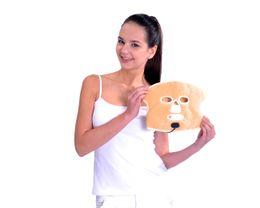 paquete de barro Rebajas ElitziaETHYM018 Máscara de calefacción eléctrica constante de infrarrojo lejano blanqueamiento rejuvenecimiento cosmético manchas anti-acné potencian la absorción de la nutrición