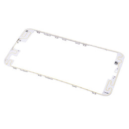 "Wholesale Middle Bracket - DHL Ship 100pcs lot New Front Frame with Hot Glue For iPhone 6S 6S plus LCD Front Frame Holder Mid Middle Frame Bezel Bracket 4.7"" 5.5 """