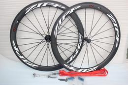 Wholesale Clincher Track Wheelset - dimpled bike wheel, 50mm clincher dimple carbon bicycle wheels, basalt braking track,404 powerway R36 hub wheelset free shipping