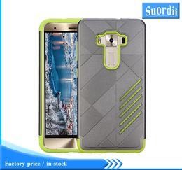 Wholesale Alcatel Mobiles Phones - 100 pcs lot Defender Caseology Slim Armor Cover Rugged Impact Hybrid Hard Case Mobile Phone Case For Alcatel Stellar Fierce 4