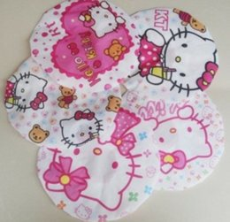 Wholesale Wholesale Shower Caps - Wholesale- 2Pcs set Kawaii Hello kitty Cartoon Shower Waterproof PVC Shower Cap Shower Cap Hair Dry Cap