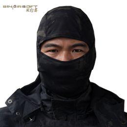 Wholesale Face Hoods - SINAIRSOFT New Rattlesnake Tactical helmet Airsoft Hunting Wargame Breathing Dustproof Face Balaclava Mask Ski Cycling Full Hood