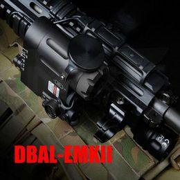 Lampe de poche tactique d'élément de chasse DBAL-D2 IR Laser et lampe de poche LED DBAL-EMKII Light EX328 ? partir de fabricateur