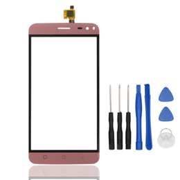 Wholesale Cell Phone Replacement Screen - Bluboo Xfire 2 touch screen + Tools 100% New Digitizer glass panel Assembly Replacement for cell phone