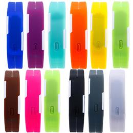 2019 сенсорный экран светодиодные цифровые часы Спортивные светодиодные электронные часы цифровой дисплей с сенсорным экраном резиновый ремень бесплатная доставка скидка сенсорный экран светодиодные цифровые часы