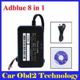 Wholesale Renault Types - Quality Support euro 6 New Adblue 8in1 New Arrival 8 in 1 AdBlue Emulator V3.0 with NOx sensor Adblue 8 in 1 For 8 Type Trucks