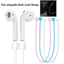 2017 Airpods Anti Strap Strap pour apple airpods Iphone 7 Device Preventing Cable headset Bluetooth headset anti-perdu corde lumineuse ? partir de fabricateur
