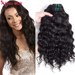 Wholesale Indian Remy Curly Wefts - Season's Best sale items Peruvian Brazilian Malaysian water wave big curly remy virgin human hair extensions B2B wholesale Human Hair Wefts