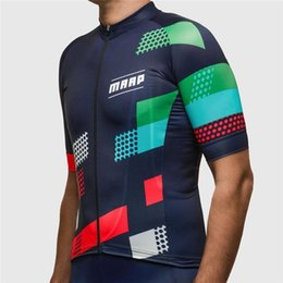 Wholesale 5xl Bicycle Jersey - Wholesale-Photo color MAAP cycling jersey Men's team bike bicycle clothing ropa ciclismo maillot bicicleta short Bib size XXS-5XL