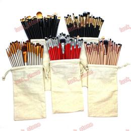 Wholesale Order Black Powder - 20pcs makeup brushes ,6 color Powder Lipbrush blusher eyeshadow Highlighting powder brush your choice the package method welcome OEM order