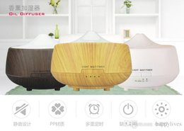Wholesale Electric Home Diffuser - ultrasonic essential oil diffuser aromatherapy diffuser Ultrasonic Home Aroma Humidifier Air Diffuser Purifier Lonizer Atomizer electric