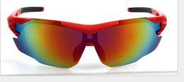 Wholesale Virtual Woman - New men's sunglasses 9191 outdoor cycling sports sunglasses glasses man virtual reality glasses Free shipping
