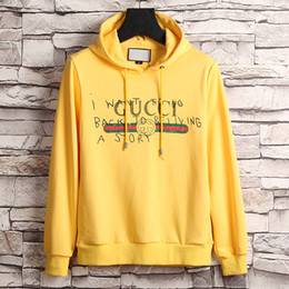 Wholesale Story O - Europe Itay Autumn Fashion Men Women Future Luxury Hoody long sleeve Story Sweatshirts hoodies Cotton Hooded Pullover designer Hoodie